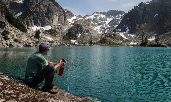 best water filter and water purifier for travel