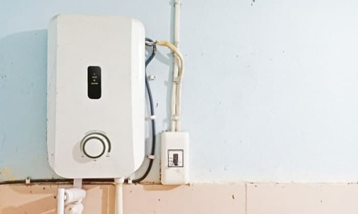 What Size Breaker for a Hot Water Heater