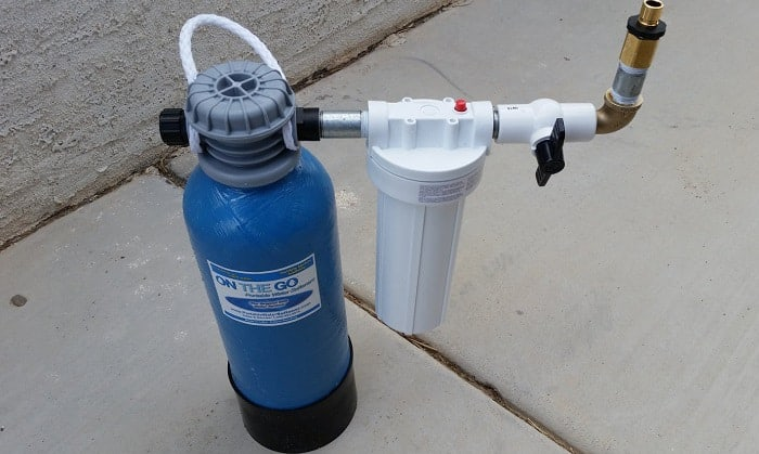 best portable water softener