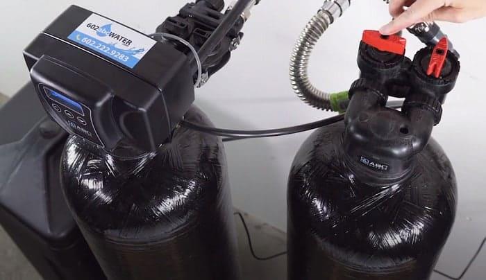best twin tank water softeners