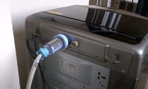 best inline water filter for washing machine