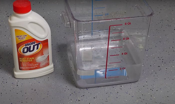 best water softener cleaner