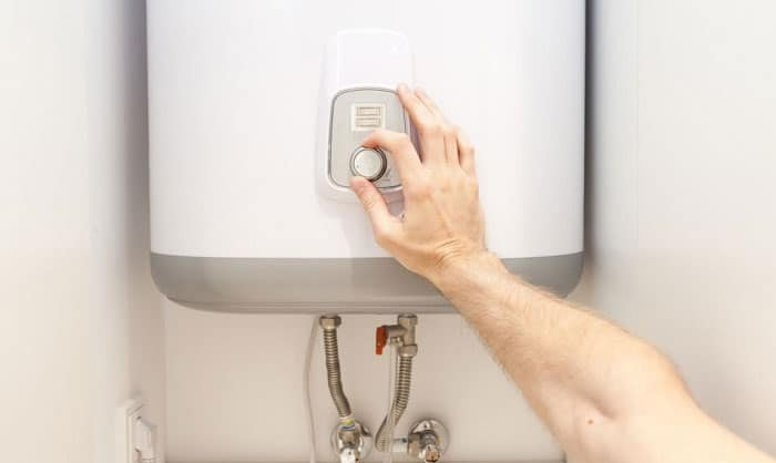 hot-water-heater-to-heat-up-after-installation