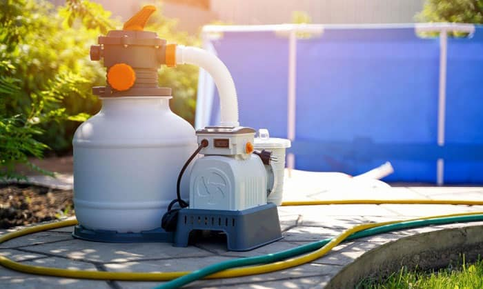 how to filter well water for pool
